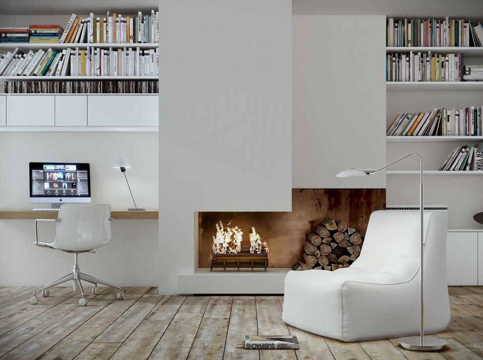 Binteriorismo mobiliario cocina muebles lugo galicia - Iluminacion muebles ...