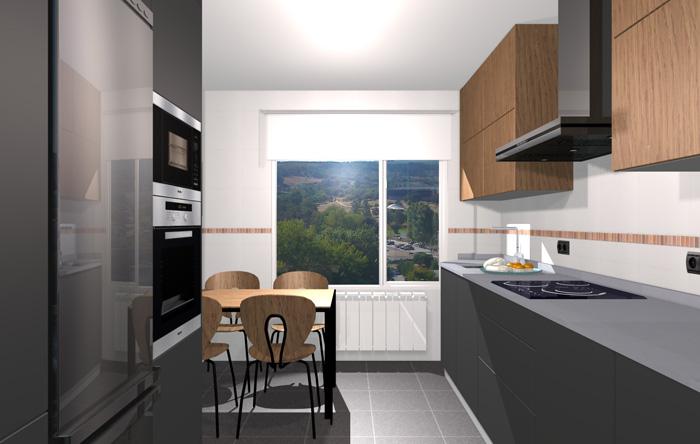 Image Of Muebles De Cocina Baratos En Lugo Cocina ViVaFácil Muebles ...